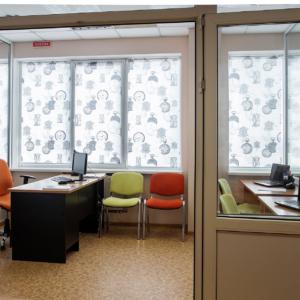 ремонт офиса школы Запорожье