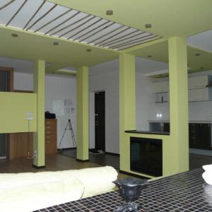 Ремонт четырех-комнатной двух-этажной квартиры