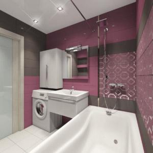 Дизайн интерьера двух-комнатной квартиры Запорожье