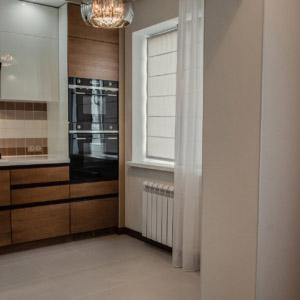Ремонт 4-к квартиры-студии в современной классике
