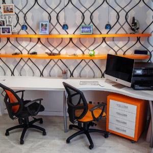 Ремонт 3-к квартиры-студии в футуризме Запорожье