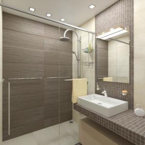 Дизайн интерьера дома отдыха с бассейном