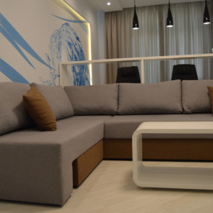 Ремонт 3-комнатной квартиры студии