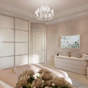 Дизайн квартиры c перепланировкой в квартиру-студию