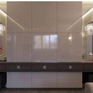 Дизайн квартира в стиле неокласики