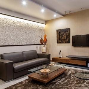 Ремонт дома в стиле минимализм с элементами классики
