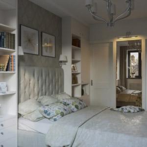 Дизайн интерьера трех-комнатной квартиры Запорожье