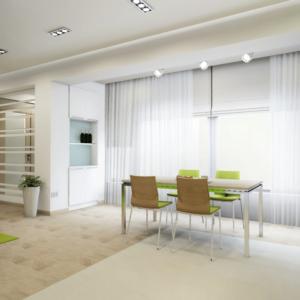 дизайн квартиры в минимализме с элементами хайтека
