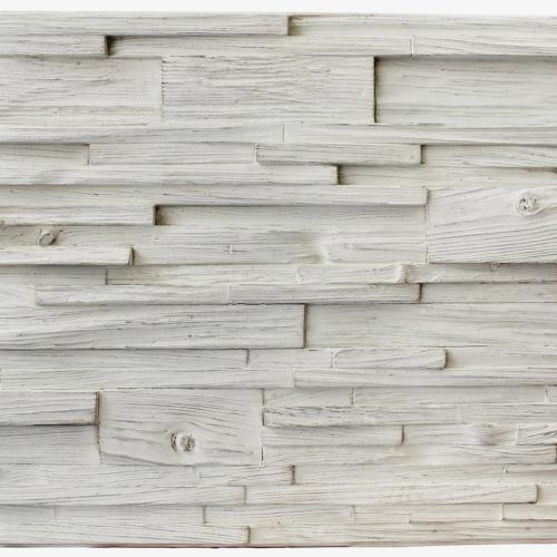 декорирование интерьера белая 3D панель