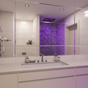 дизайн интерьера квартиры в неоклассике Запорожье