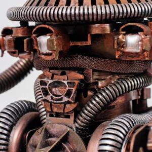 робот подарок сувенир предмет интерьера Луноход