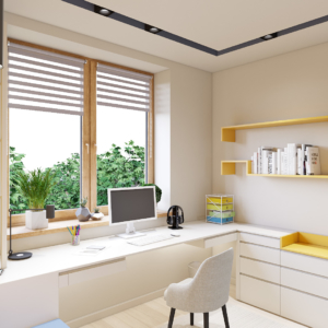 дизайн интерьера дома с реконструкцией