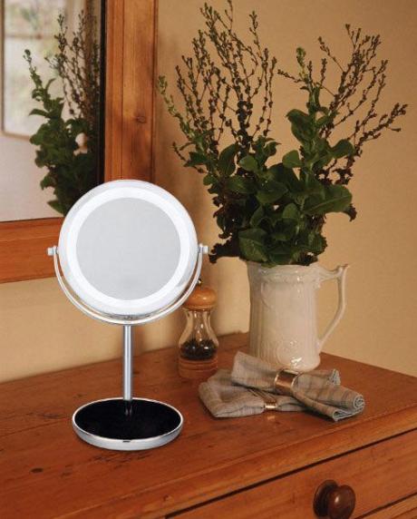 двойное-зеркало-для-макияжа-с-LED--подсветкой-5X-6