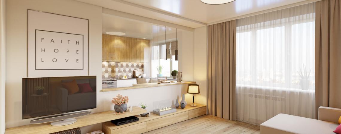 дизайн-интерьера-двухкомнатной-квартиры-гостиная1