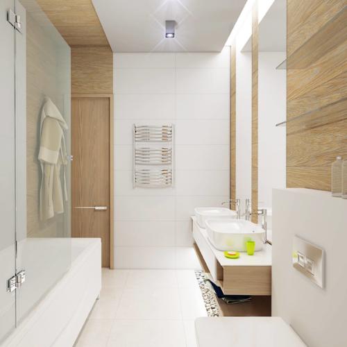 дизайн интерьера четырехкомнатной квартиры в неоклассике Запорожье