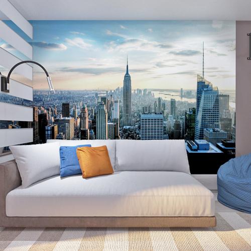 дизайн-проект четырехкомнатной квартиры в новостройке