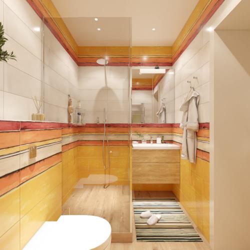 Дизайн квартиры Киев санузел