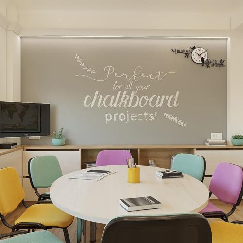 дизайн кабинета английского языка