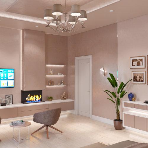 дизайн интерьера дома Запорожье