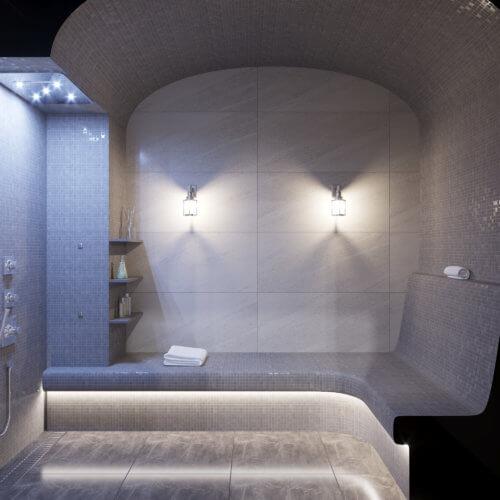 дизайн интерьера квартиры в новостройке хамам