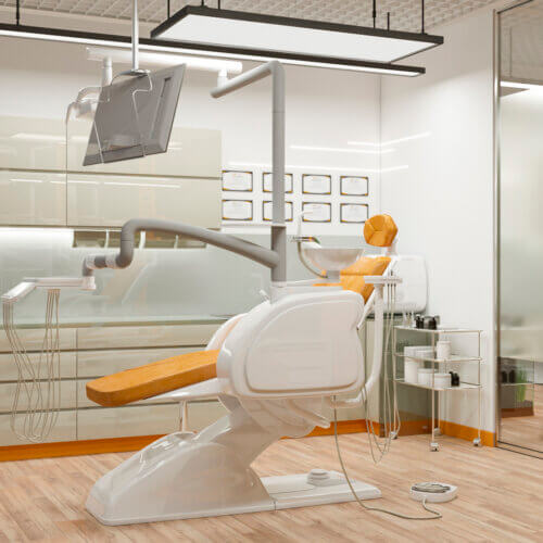 дизайн интерьера стоматологического кабинета