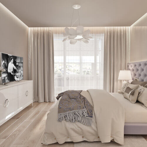 дизайн четырехкомнатной квартиры в Энергодаре