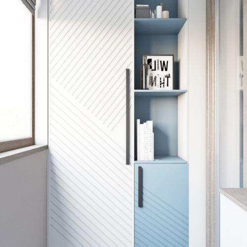 дизайн четырехкомнатной квартиры в контемпорари
