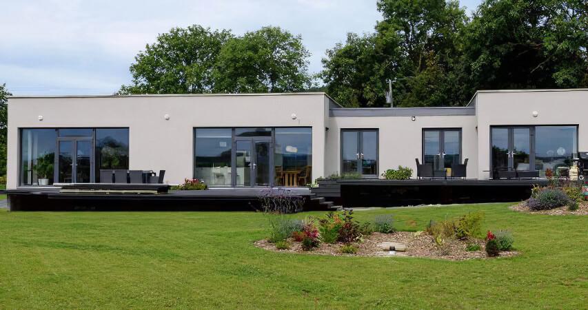 отопление энергоэффективного дома