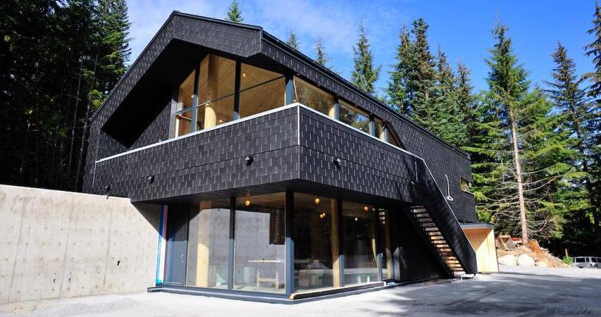 пассивный энергоэффективный дом