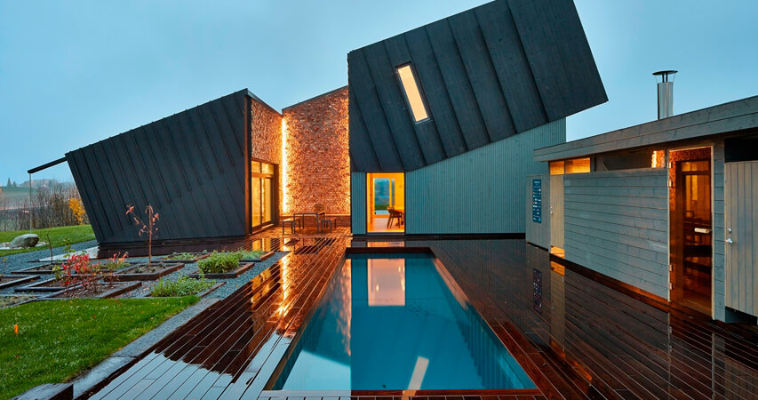 энергоэффективное проектирование дома