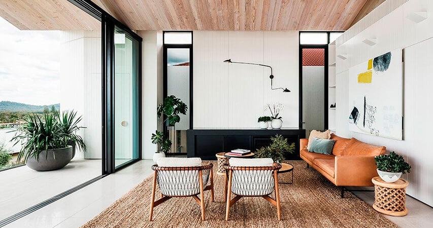 австралийский стиль в интерьере