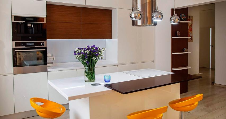 дизайнерский ремонт кухни