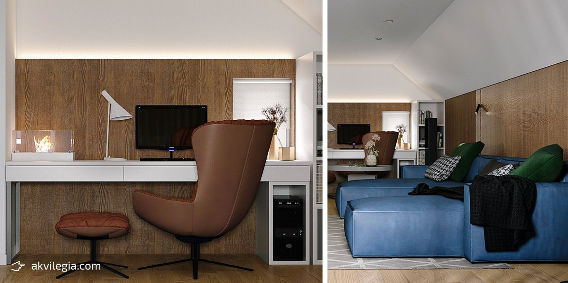 дизайн дома масандра