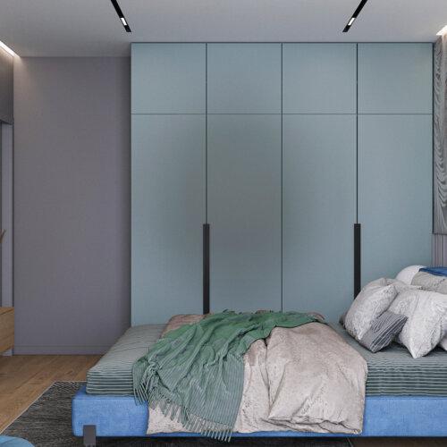 дизайн спальни интерьер дома