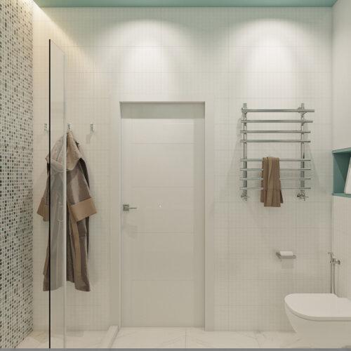 дизайн проект трехкомнатной квартиры гостиная