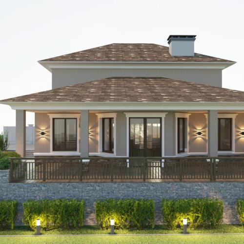 дизайн и архитектура дома Запорожье
